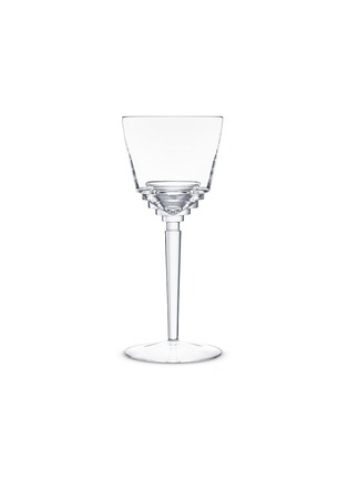 Main View - Click To Enlarge - SAINT-LOUIS CRYSTAL - Oxymore water glass – Clear