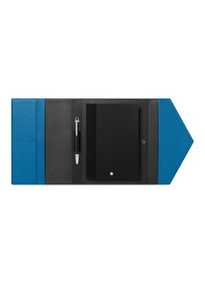 Montblanc Montblanc Sartorial Augmented paper set –Electric Blue