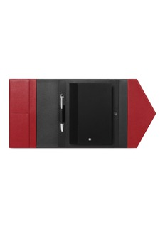 Montblanc Montblanc Sartorial Augmented paper set – Red