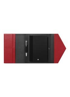 Montblanc Montblanc Sartorial Augmented paper set –Red