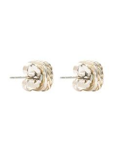 John Hardy Topaz silver stud earrings
