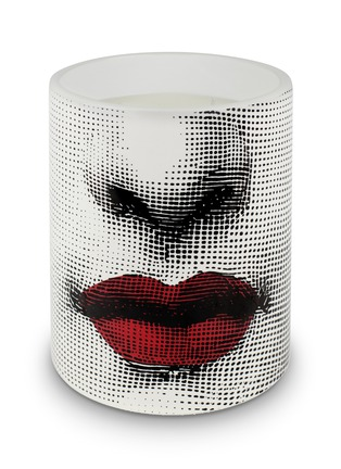 Main View - Click To Enlarge - FORNASETTI - Bacio scented candle 900g