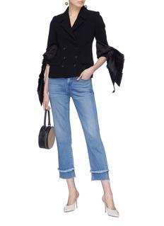 Leal Daccarett 'Guadalupe' tie sleeve jacket
