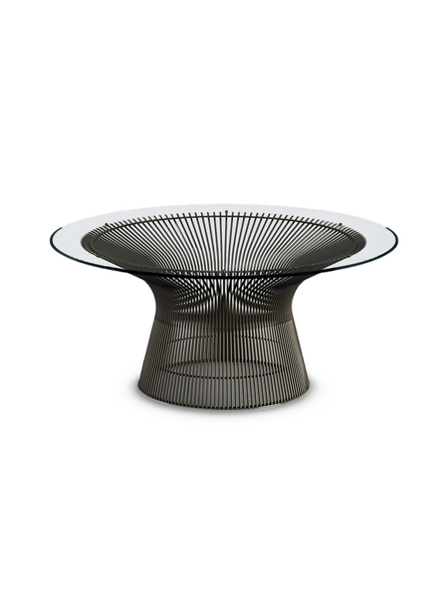 Main View - Click To Enlarge - Knoll - Platner small coffee table 8495e7159