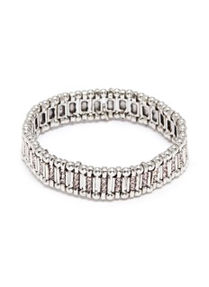 Philippe Audibert 'Ava' mini Swarovski crystal bead elastic bracelet