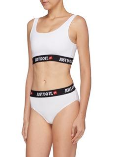 NikeLab 'NRG' slogan waistband briefs