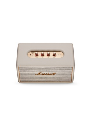 Detail View - Click To Enlarge - MARSHALL - Stanmore Multi-Room Wi-Fi speaker – Cream