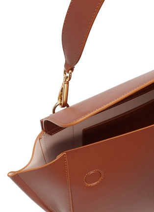 Detail View - Click To Enlarge - WANDLER - 'Hortensia' medium leather shoulder bag