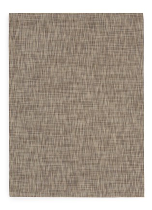 Main View - Click To Enlarge - CHILEWICH - Ikat woven medium floormat – Fawn