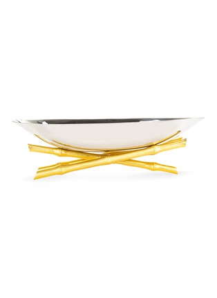 Main View - Click To Enlarge - L'OBJET - Bambou Large Serving Boat