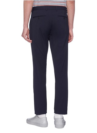 Back View - Click To Enlarge - THEORY - ZAINE' SCHOELLER® 3XDRY® TECH FABRIC PANTS