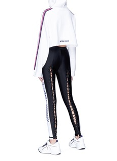 FENTY PUMA by Rihanna Lace-up back performance tights