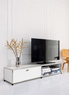 USM Modular media unit – White