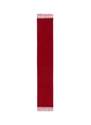 Main View - Click To Enlarge - iSH - Cashmere felt scarf