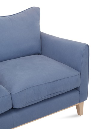 Detail View - Click To Enlarge - CONTENT BY TERENCE CONRAN - Aster 2-seater sofa – Royal Blue