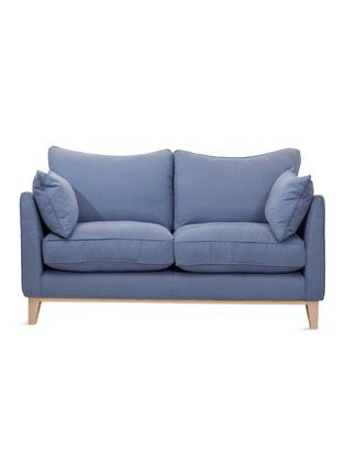 Main View - Click To Enlarge - CONTENT BY TERENCE CONRAN - Aster 2-seater sofa – Royal Blue