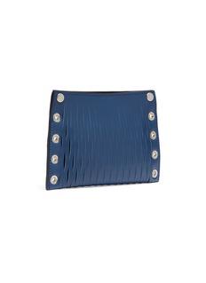 Sonia Rykiel 'Le Baltard' stud leather net pouch