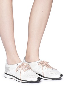 Adidas By Stella Mccartney 'Adizero Adios' mesh sneakers