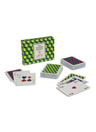 Main View - Click To Enlarge - RIDLEY'S GAMES ROOM - Playing cards 2-pack set