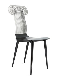 Fornasetti Capitello Jonico chair