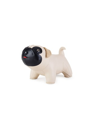 Main View - Click To Enlarge - ZUNY - Pug bookend