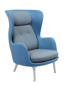 Republic of Fritz Hansen Ro™ easy chair –Blue