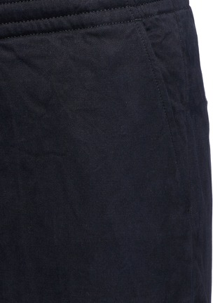Detail View - Click To Enlarge - PS Paul Smith - Standard fit drawstring corduroy pants