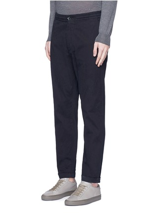 Front View - Click To Enlarge - PS Paul Smith - Standard fit drawstring corduroy pants