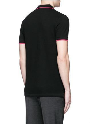 Back View - Click To Enlarge - PS Paul Smith - Slim fit polo shirt