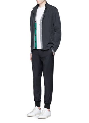 Figure View - Click To Enlarge - PS by Paul Smith - Merino wool cardigan