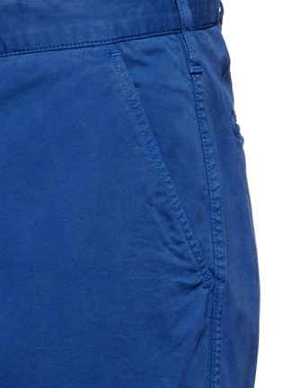 Detail View - Click To Enlarge - PS Paul Smith - Standard fit cotton chino shorts