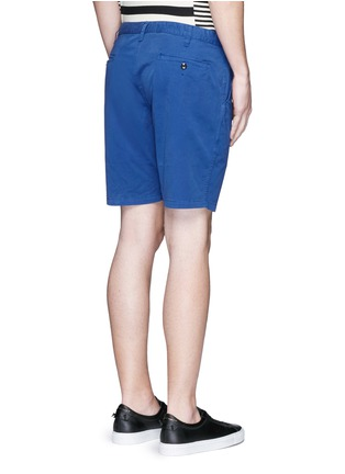 Back View - Click To Enlarge - PS Paul Smith - Standard fit cotton chino shorts