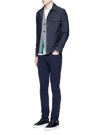 Figure View - Click To Enlarge - PS Paul Smith - Slim fit denim pants