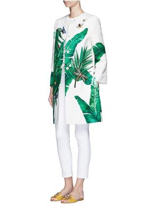 Figure View - Click To Enlarge - Dolce & Gabbana - Victorian Garden print jersey T-shirt