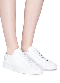 Common Projects 'Original Achilles' leather sneakers