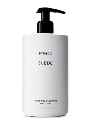Main View - Click To Enlarge - BYREDO - Suede Hand Lotion 450ml