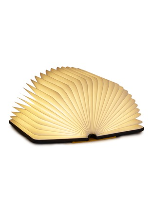 - LUMIO - Mini Lumio+ folding book lamp – Navy/Yellow