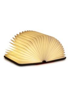 Lumio Mini Lumio+ folding book lamp – Grey/Red