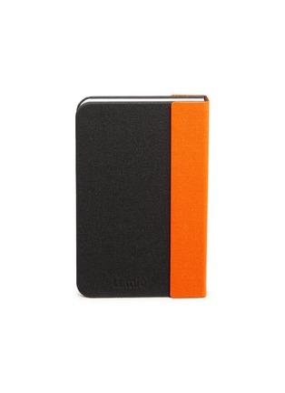 Main View - Click To Enlarge - LUMIO - Mini Lumio+ folding book lamp – Black/Orange