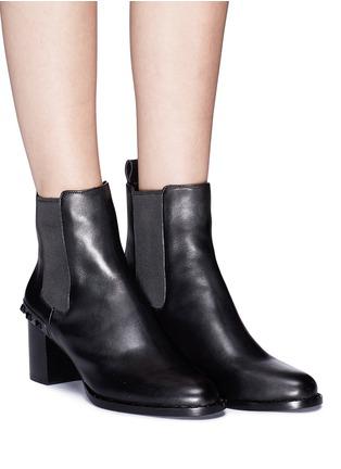 Figure View - Click To Enlarge - Ash - 'Vertigo' stud counter Chelsea boots