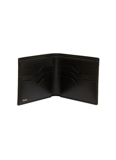 Valextra Leather bifold wallet