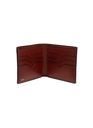 - VALEXTRA - Leather bifold wallet