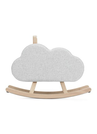 Main View - Click To Enlarge - MAISON DEUX - Iconic Cloud rocking horse