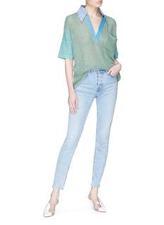 GRLFRND 'Karolina' skinny jeans