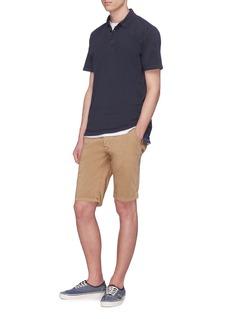 DENHAM 'Lupo' polo shirt