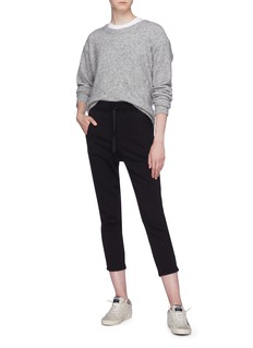 James Perse Rib knit outseam jogging pants