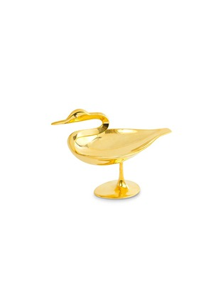 Main View - Click To Enlarge - JONATHAN ADLER - Brass large bird bowl