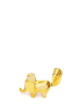 - Jonathan Adler - Brass elephant box