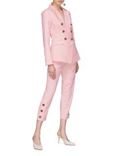 C/Meo Collective  'Definitive' button cuff suiting pants