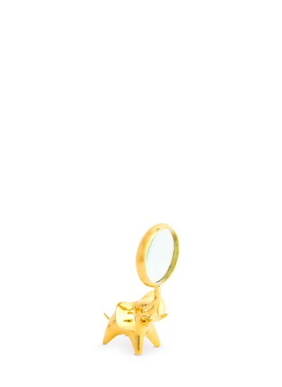 Main View - Click To Enlarge - Jonathan Adler - Brass elephant magnifying glass